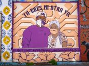 Mission District's Brand New Mural Dedicated to Latino Community