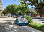 Data Shows Tents on SF Streets Down By 65% from 1 Year Ago