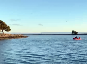 Couple Stranded on Bay Area Island By High Tide Rescued