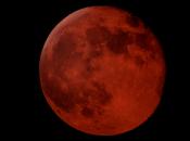"Rare Super ""Blood Moon"" Total Lunar Eclipse Over SF"