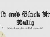 "SF's ""Gold and Black"" Unity Rally (Embarcadero Plaza)"