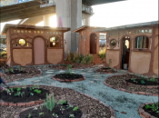 """Oakland's """"Miracle Village"""" Under the 880 Freeway"""