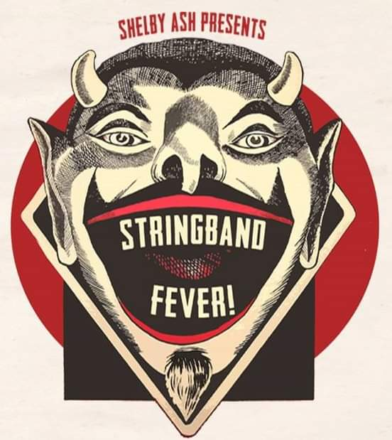 Stringband Fever: Spring Bluegrass Parklet Music Series (May 15-29)
