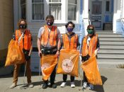 Hayes Valley Neighborhood Cleanup