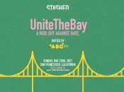 """""""Unite the Bay"""" Ride Out Against Hate w/ Stashed SF x Another Bike Club"""