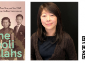 "San Mateo Library Book Talk w/ Joy Ma ""The Deoliwallahs"""