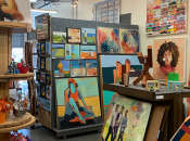 "The ""Affordable Art Show"" w/ 30+ Artists (May 20-June 25)"