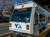VTA Light Rail Shutting Down at Noon Today