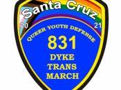 Santa Cruz Dyke Trans Bike March