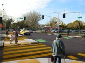 Crossing SF's Geary Street Just Got a LOT Safer