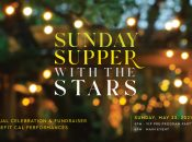 """Cal Performances """"Sunday Supper with the Stars"""""""