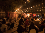 Poolside Comedy at Chambers eat + drink