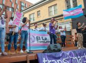 """Trans March 2021: """"Together Again"""" Resource Fair"""