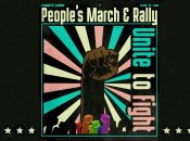 People's March & Rally 2021 on Pride Weekend (SF)