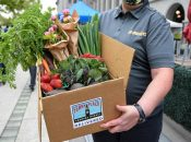 SF's Ferry Building Farmers Market's Brand New Home Delivery Service