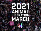 """Animal Liberation March"" San Francisco"