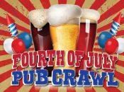 San Francisco Independence Day Pub Crawl (July 3)
