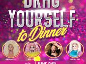 """Drag Yourself to Dinner""Alameda Comedy Club"