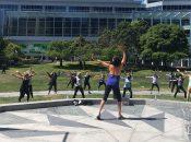 Free Outdoor Dance Classes w/ Rhythm & Motion (SF)