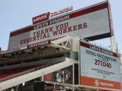 Levi's Stadium's Mass Vaccine Site Closing on June 24