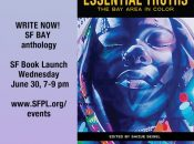 """Book Launch: """"The Bay Area in Color"""" w/ 130 BIPOC writers"""