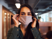 CA Might Require Masks for Workers (Even if Vaccinated)