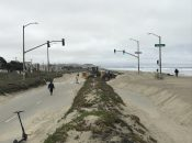 Wow! Sand Dunes Just Took Over SF's Great Highway
