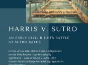 Harris v. Sutro: An Early Civil Rights Battle at Sutro Baths