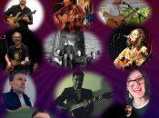 June 2021 QuaranPalooza Livestream Music Fest