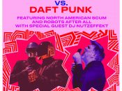 "LCD Soundsystem VS Daft Punk: ""Let's Dance Again"" Dance Party (Richshaw Stop)"