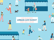 """Hayes Valley Summer """"Urban Air Market"""" w/ 50+ Makers"""