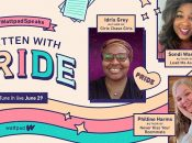 """LGBTQIAP+ Author Event """"Written with Pride"""""""