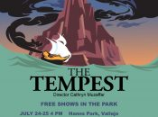 """Free Shakespeare in the Park """"The Tempest"""" (Oakland)"""