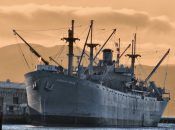 SF's WWII Ship SS Jeremiah O'Brien Reopens July 2