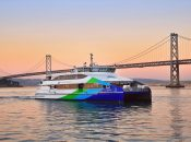 Brand New Ferry Route Launches from Alameda to SF