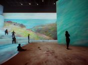 """World's Largest Immersive Exhibit """"Monet By The Water"""" Debuting in SF"""