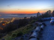 """Closed July 4th: Berkeley Fireworks Viewing Spot """"Grizzly Peak"""""""
