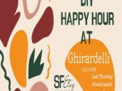 July Summer DIY Project Day with SF Etsy (Ghirardelli Square)