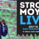Stroy Moyd (Starz, NBC, ABC) Live Comedy Night in SF