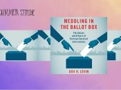 """SF Library Author Talk """"Meddling in the Ballot Box"""""""
