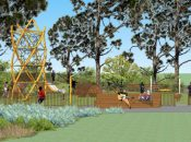 SF's Newest Playground Reopening: Golden Gate Heights