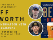 """""""The Beer Bible"""" w/ Signed Book + Beer Flight (Richmond)"""
