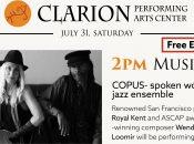 Free Spoken Word Jazz Poetry in Chinatown (SF)