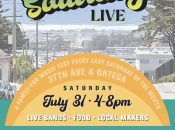 Last Saturday Live: Live Bands, Food, Local Makers (SF)