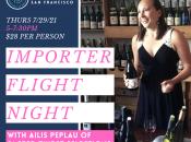 Wine Flight Night at Decant SF (+ Jewelry Pop-Up)
