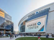 Watch the NBA Draft on Thrive City's 3,108 SqFt Video Board (Chase Center)
