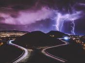 Bay Area Has 20% Chance of Thunderstroms Monday & Tuesday