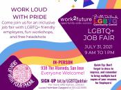 San Jose Inclusive LGBTQ+ Job Fair (w/ Free Headshots)