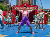 Circus Bella Outdoor Performance: Yerba Buena Gardens Festival