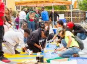 """Oakland Launches """"Paint The Town"""" Street Mural Program"""